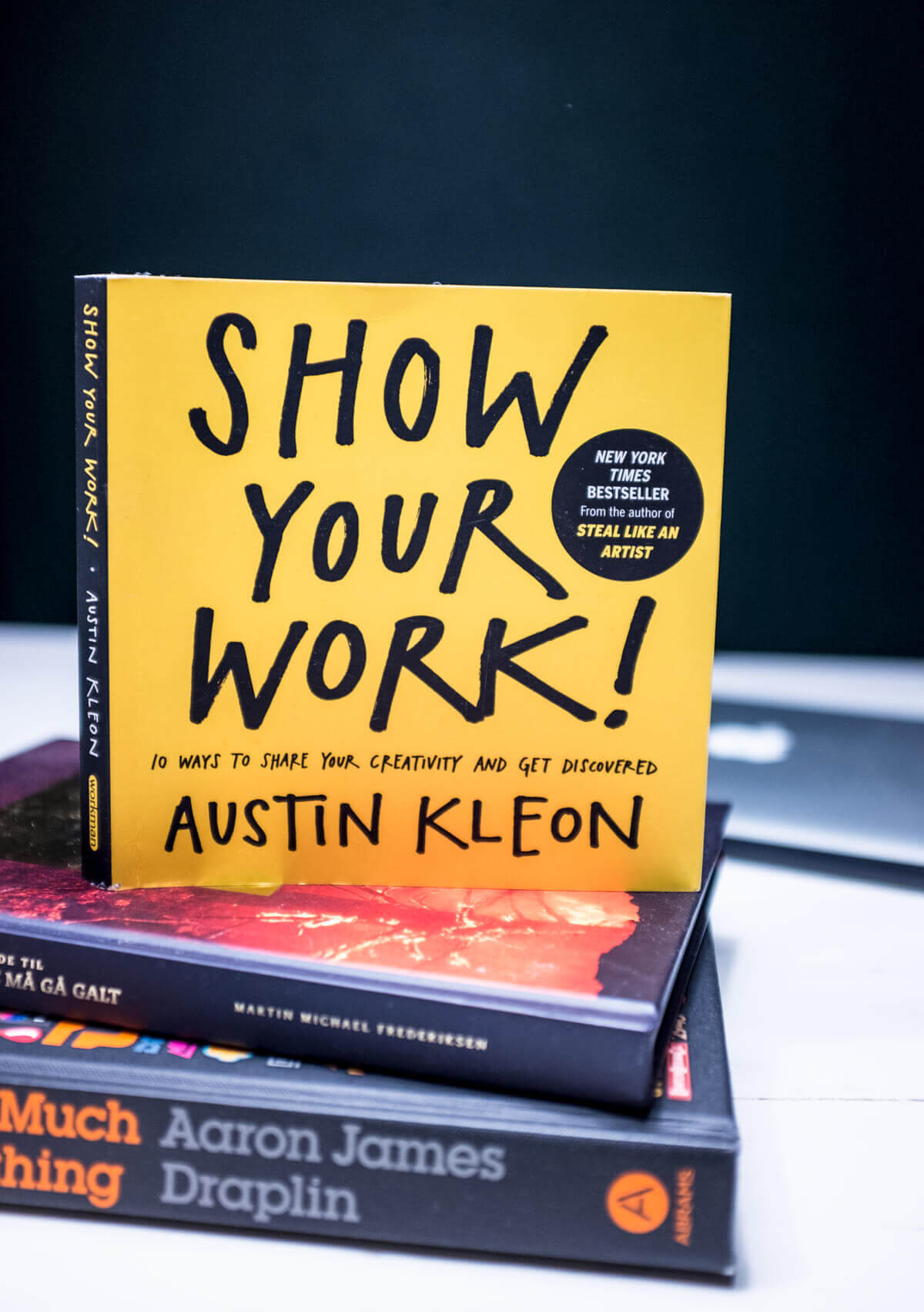 """5 tips from """"Show your work"""""""